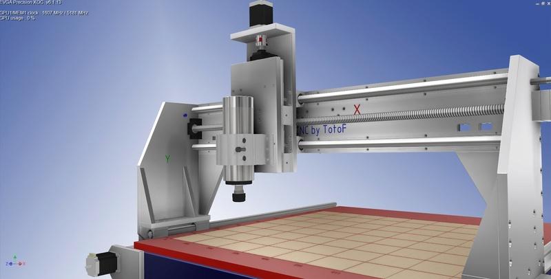 Ma future machine CNC Invent21