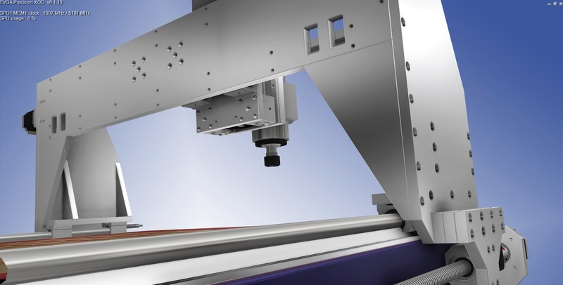 Ma future machine CNC Invent25