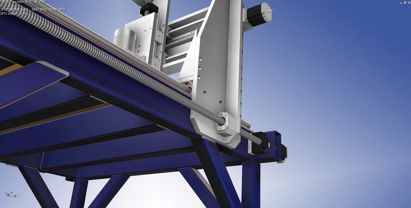 Ma future machine CNC Invent28