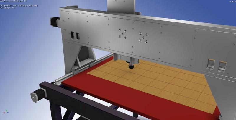 Ma future machine CNC Invent29