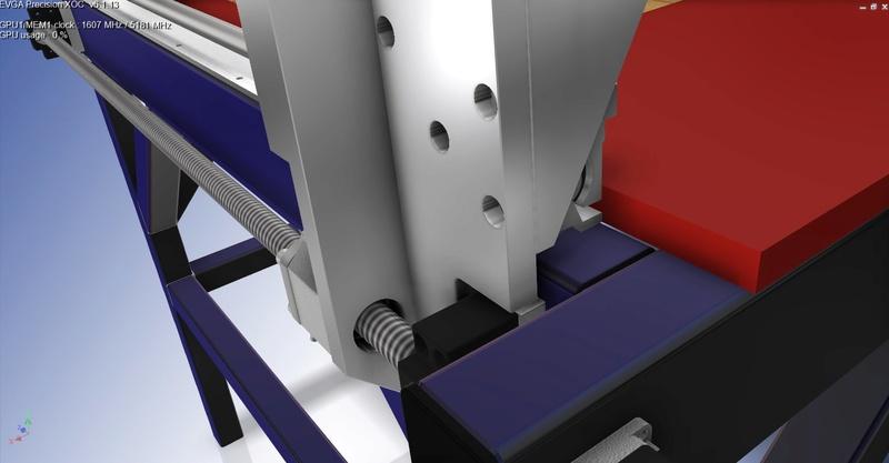Ma future machine CNC Invent30