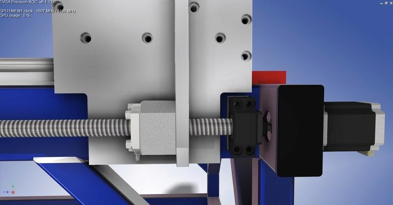 Ma future machine CNC Invent31