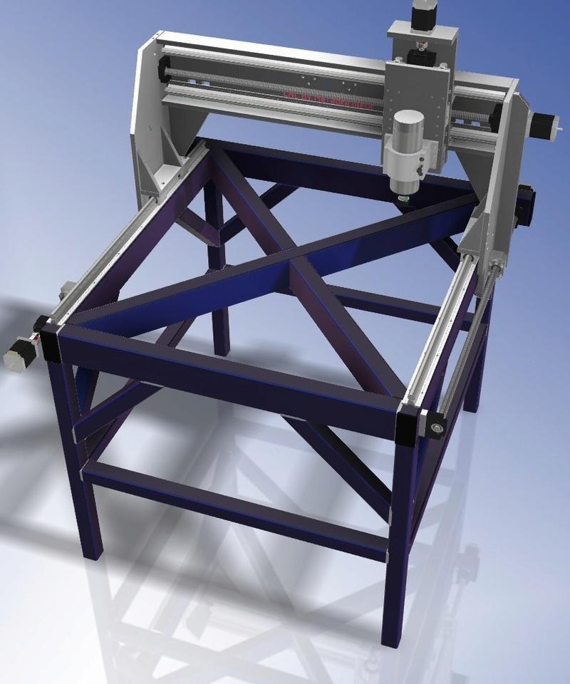 Ma future machine CNC Invent32
