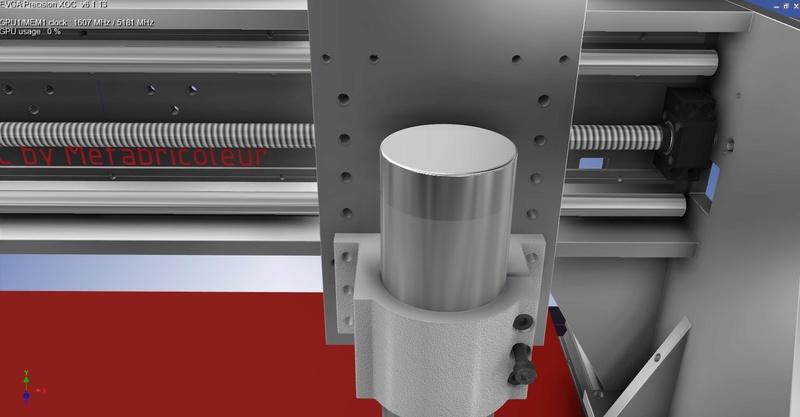 Ma future machine CNC Invent34