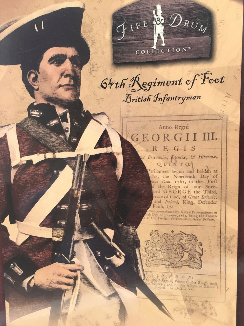 Le 64th régiment de marche britannique  Img_2152
