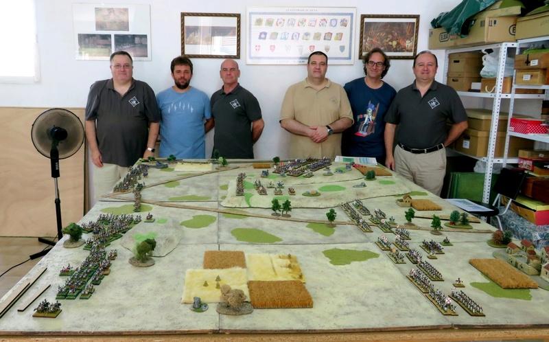 Batalla de Medina de Rioseco, 22-07-2017. 01b10