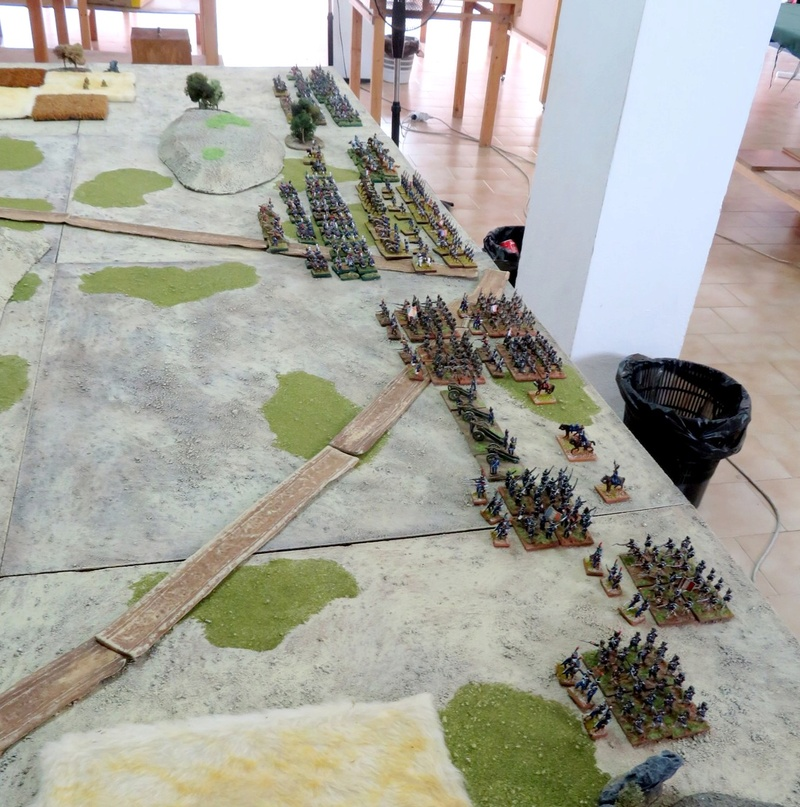 Batalla de Medina de Rioseco, 22-07-2017. 0210