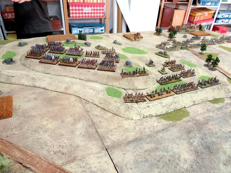 Batalla de Medina de Rioseco, 22-07-2017. 0310