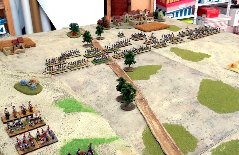Batalla de Medina de Rioseco, 22-07-2017. 0410