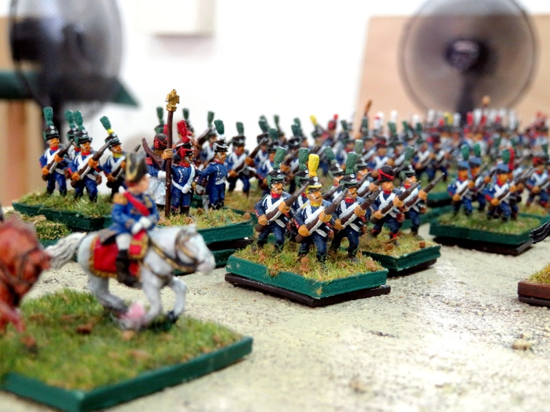 Batalla de Medina de Rioseco, 22-07-2017. 0810