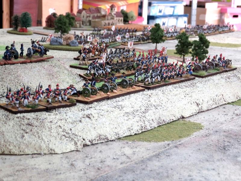 Batalla de Medina de Rioseco, 22-07-2017. 1010