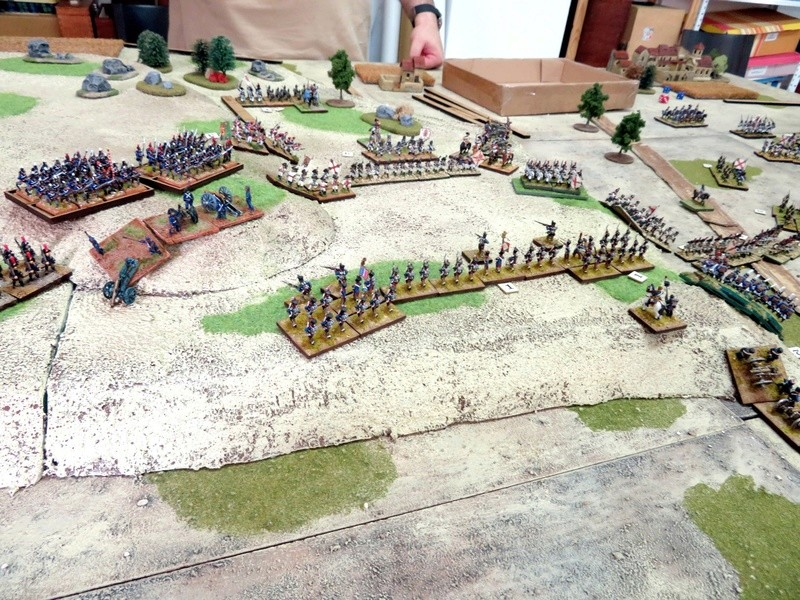 Batalla de Medina de Rioseco, 22-07-2017. 1310