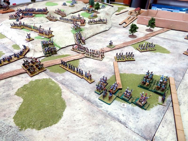 Batalla de Medina de Rioseco, 22-07-2017. 1410
