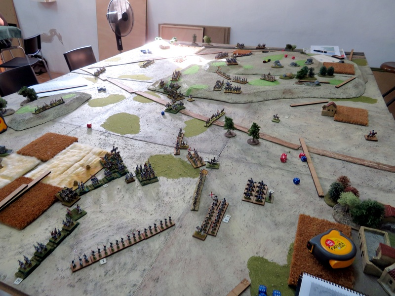 Batalla de Medina de Rioseco, 22-07-2017. 1510