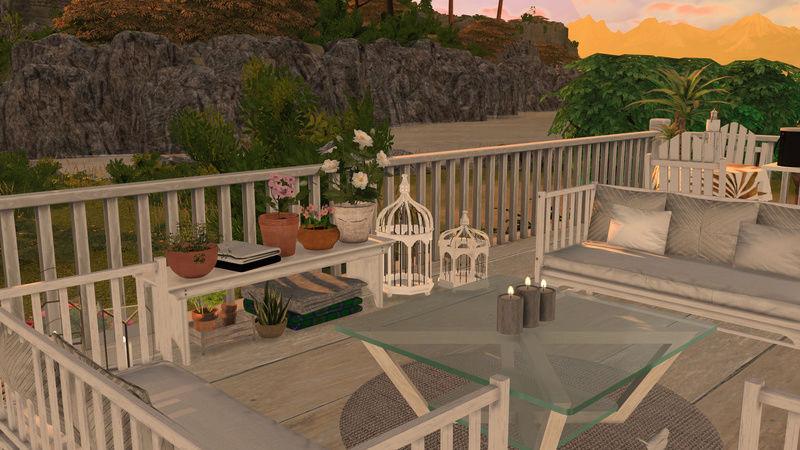 [Galerie Heavenllhy] Mes décorations d'intérieur et mes sims !  03-09-10