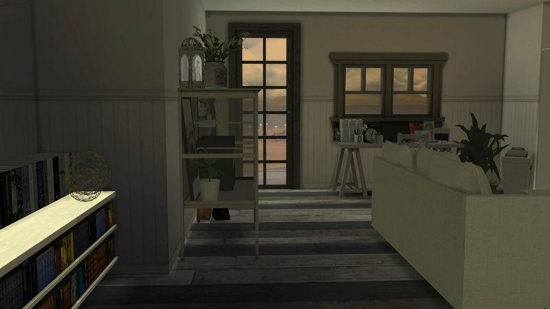[Galerie Heavenllhy] Mes décorations d'intérieur et mes sims !  03-09-12