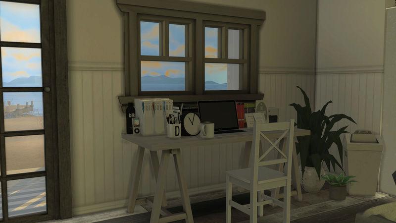 [Galerie Heavenllhy] Mes décorations d'intérieur et mes sims !  03-09-18