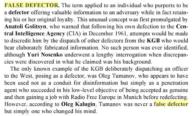 "On ""false Defectors"" False_10"