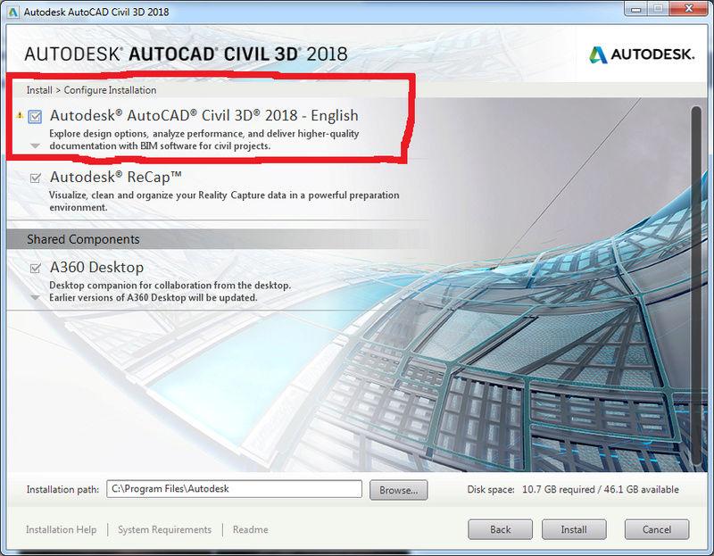 Đã tìm được cách khắc phục lỗi Error 0015.111 khi crack Autodesk Product 2014 Untitl10