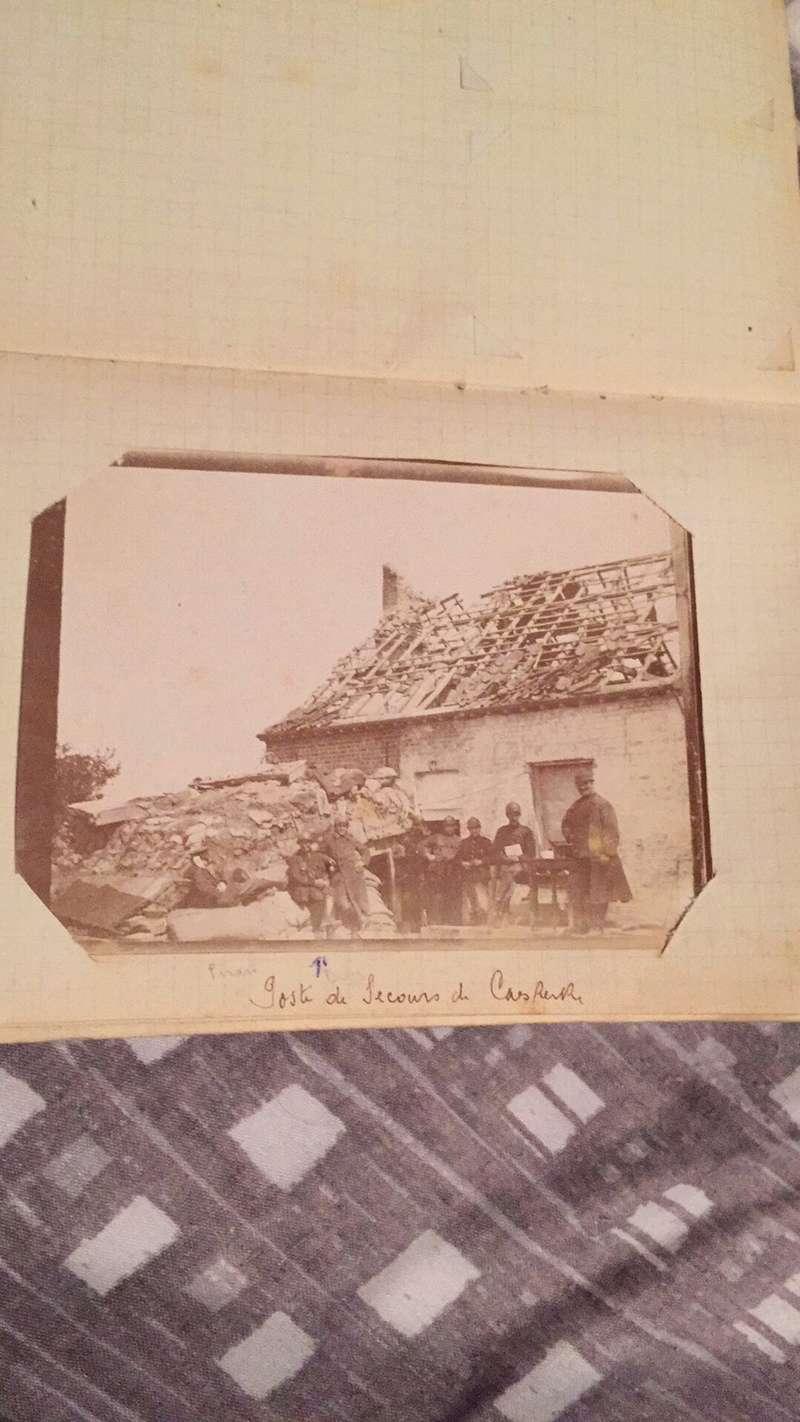 Lot caporal brancardier ww1 Img_1915