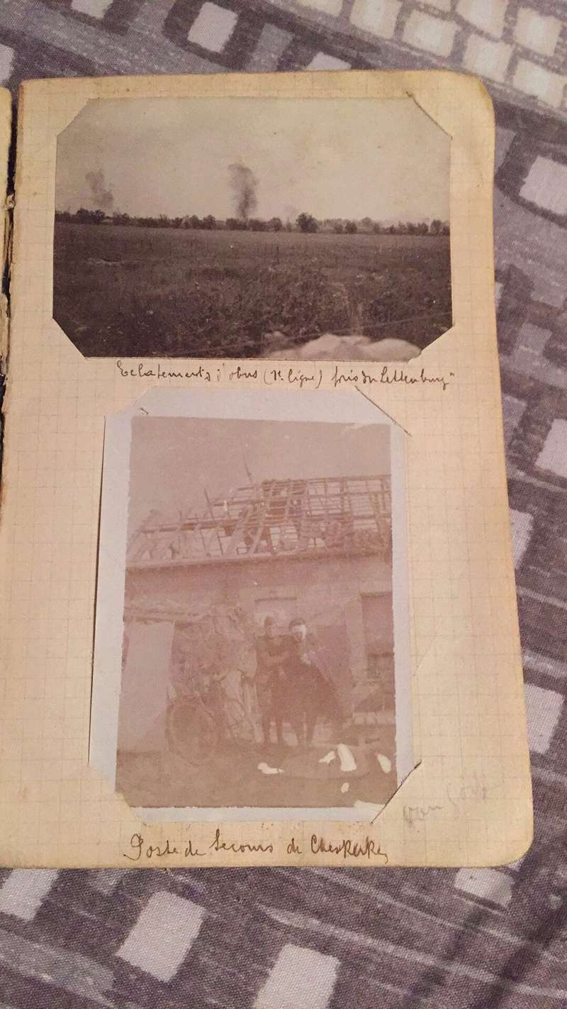 Lot caporal brancardier ww1 Img_1917