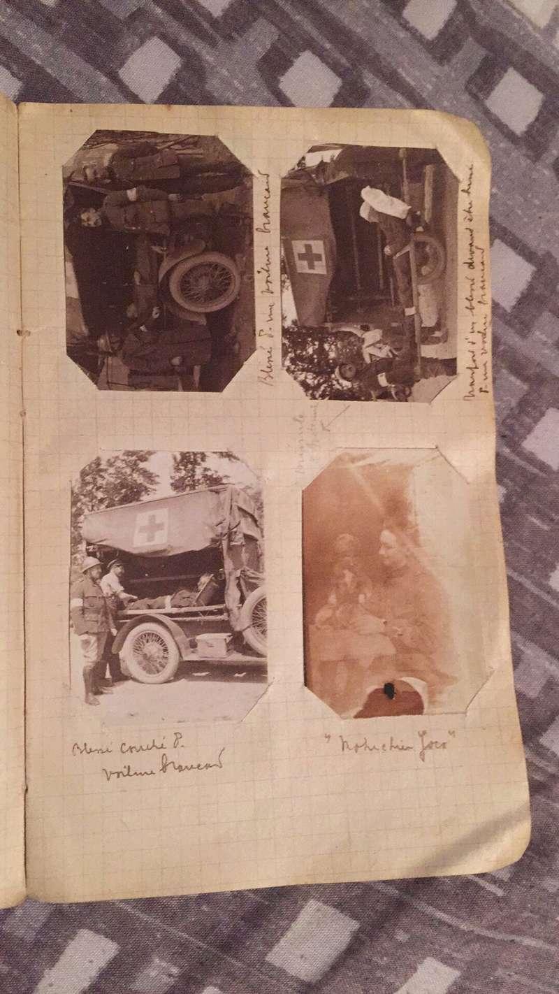 Lot caporal brancardier ww1 Img_1932