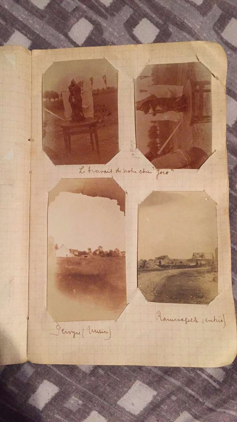 Lot caporal brancardier ww1 Img_1933