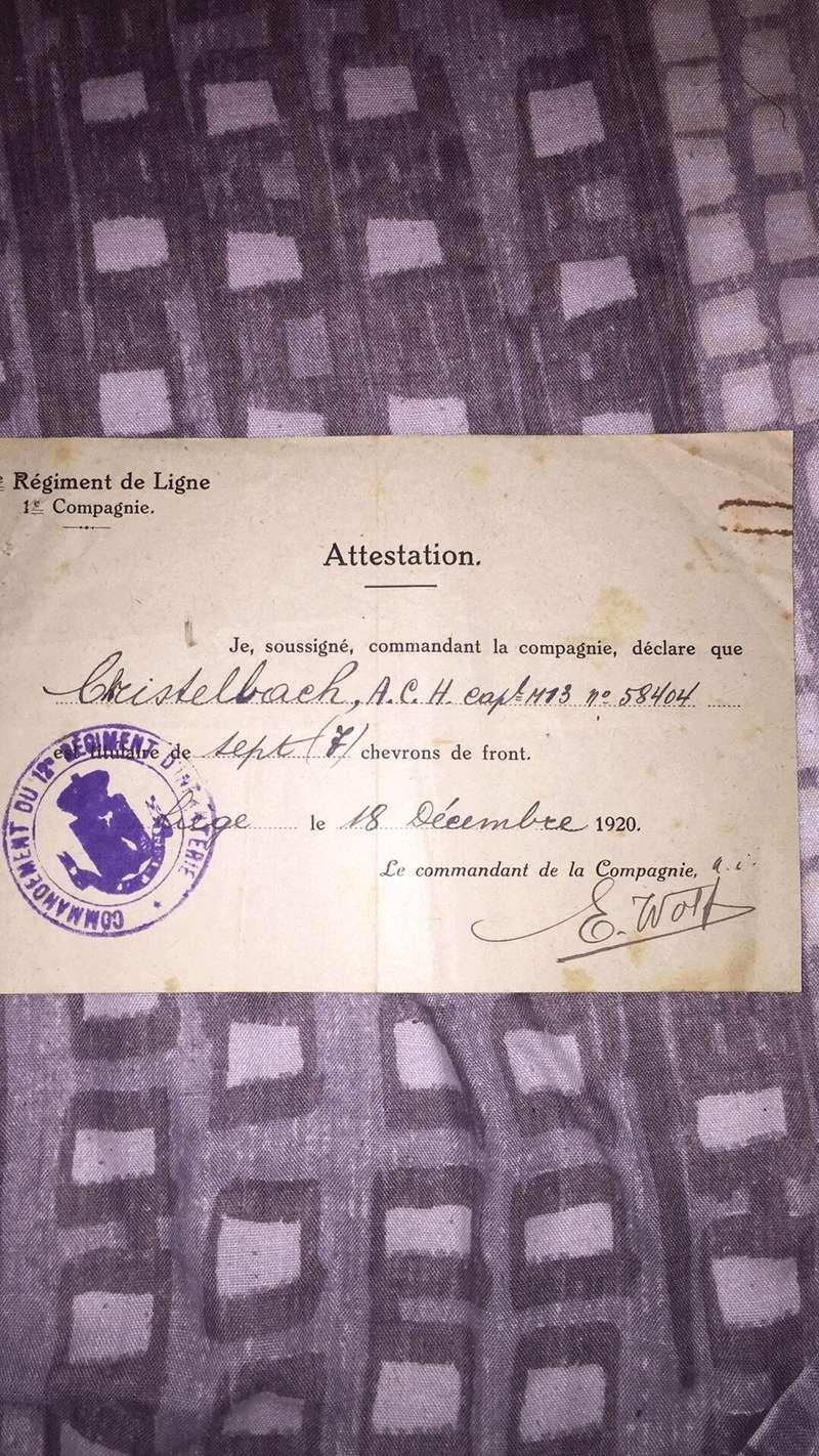 Lot caporal brancardier ww1 Img_1954
