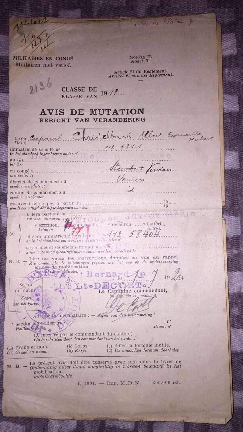 Lot caporal brancardier ww1 Img_1956