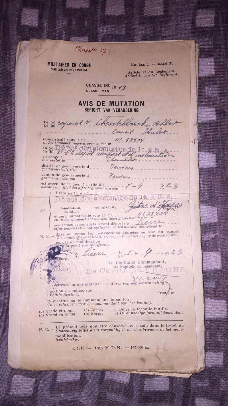 Lot caporal brancardier ww1 Img_1958