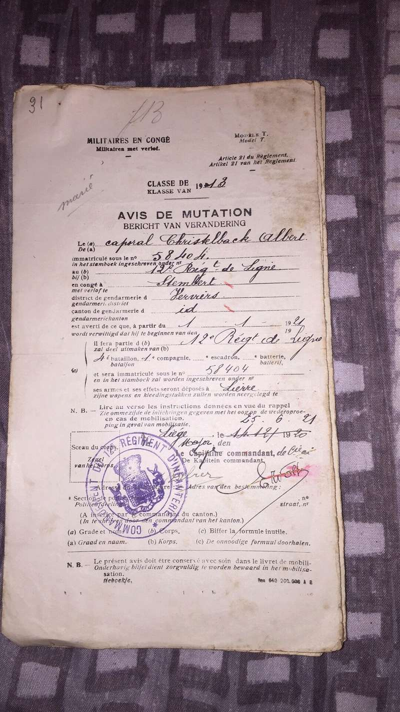 Lot caporal brancardier ww1 Img_1960