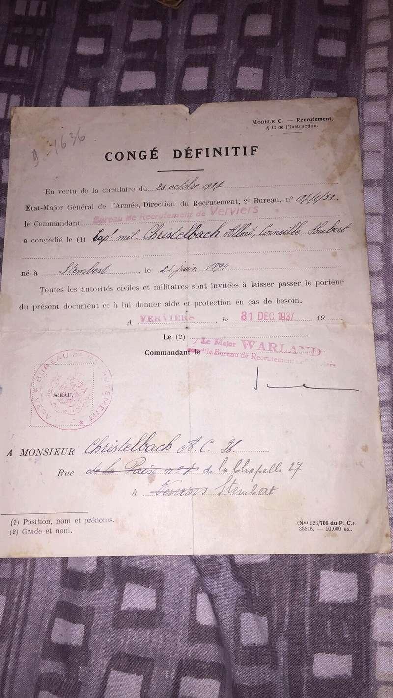 Lot caporal brancardier ww1 Img_1962