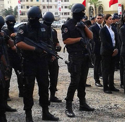 Moroccan Special Forces/Forces spéciales marocaines  :Videos et Photos : BCIJ, Gendarmerie Royale ,  - Page 11 21731010