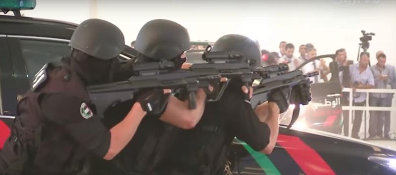 Moroccan Special Forces/Forces spéciales marocaines  :Videos et Photos : BCIJ, Gendarmerie Royale ,  - Page 11 21731810
