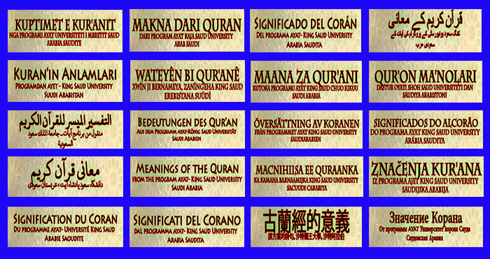 برنامج ترجمة معاني القرآن إلى عشرين لغة عالمية للحاسب 6_510