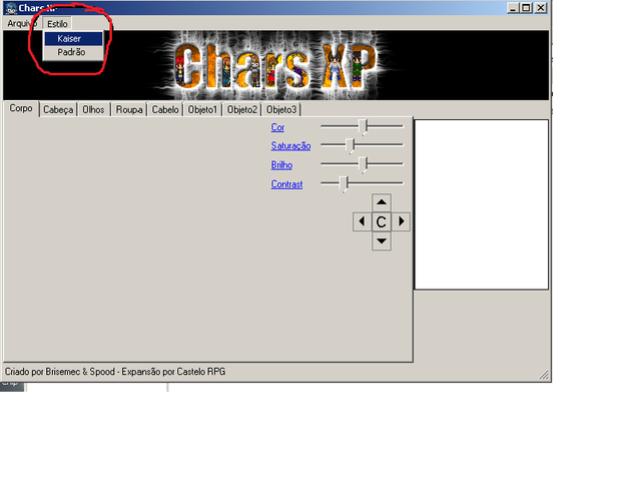 Chars XP V2! 210