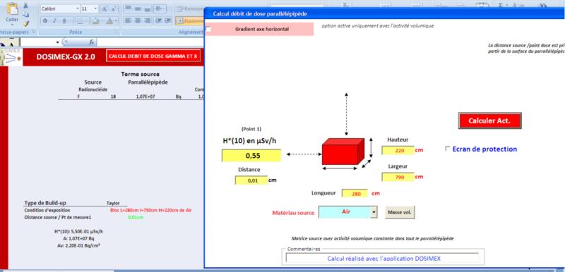 Estimation de contamination atmosphérique Simula10