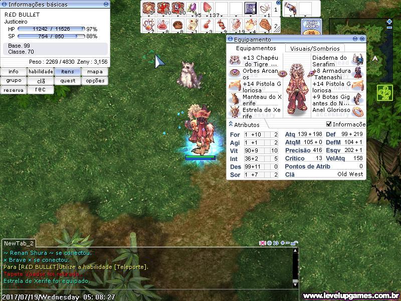 Build Pistoleiro MVP/PVP Screen12