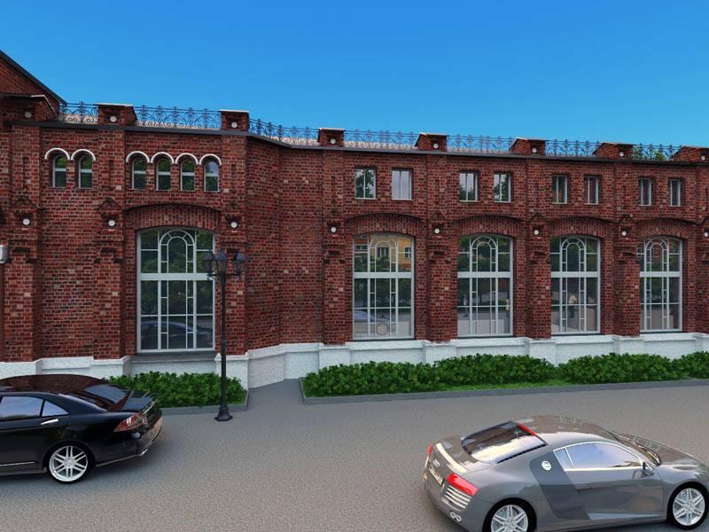 Сохранение исторических зданий и объектов на территории - Страница 3 1010