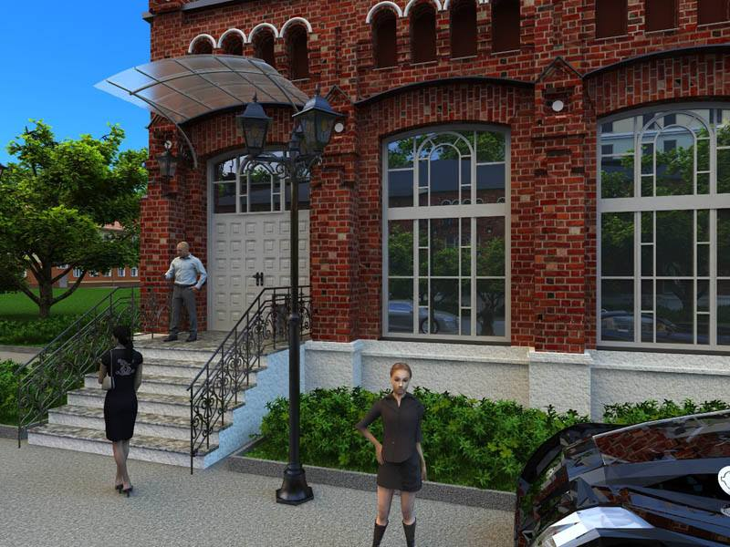 Сохранение исторических зданий и объектов на территории - Страница 3 211