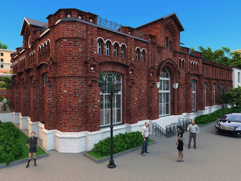 Сохранение исторических зданий и объектов на территории - Страница 3 311