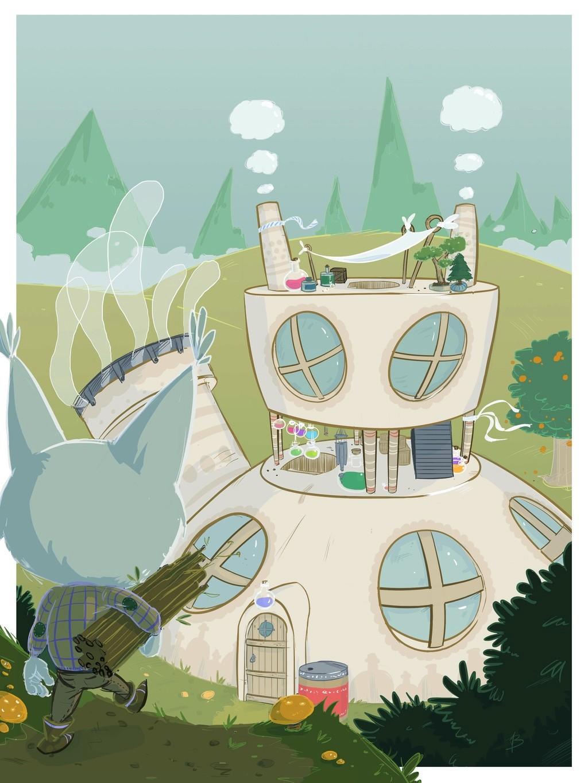 Les dessins de benjamin Maison23