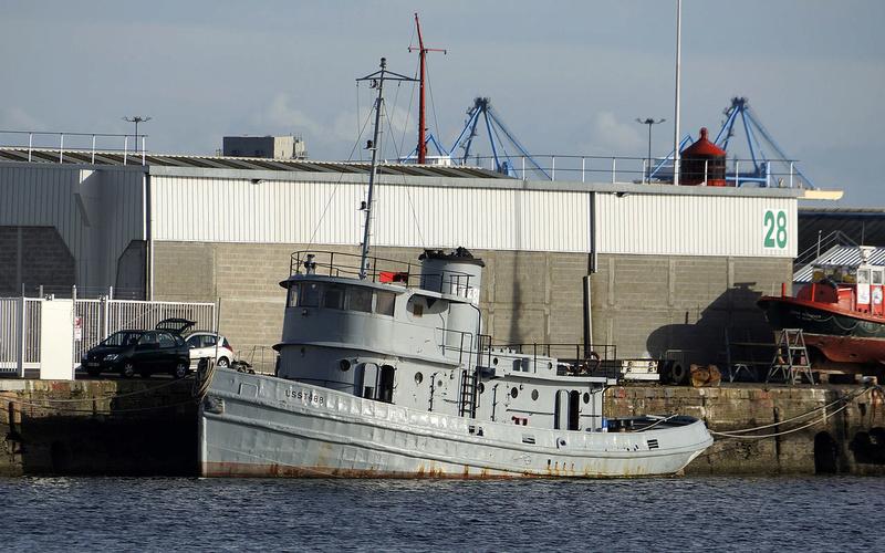 Préparation d'équipages de marins WW2 1280px10