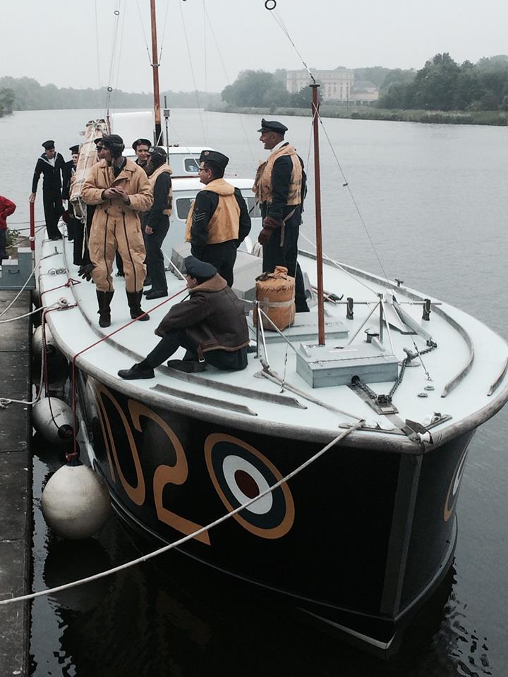 Préparation d'équipages de marins WW2 13346410