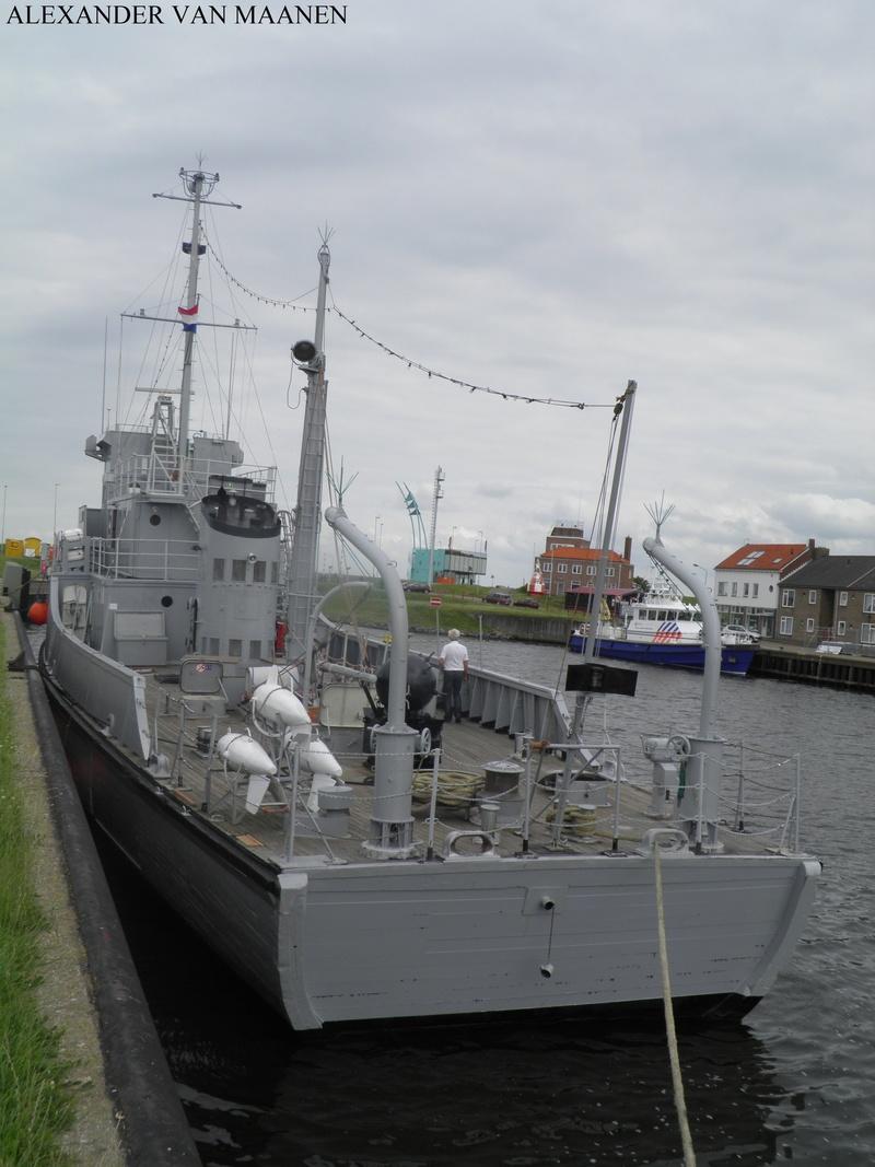 Préparation d'équipages de marins WW2 Former10