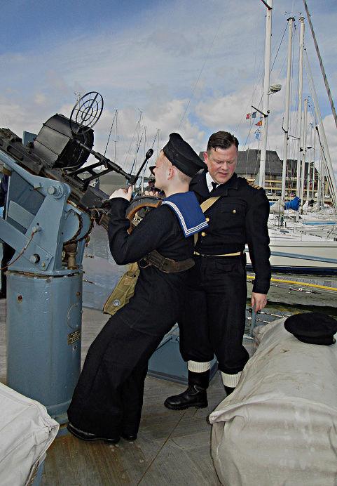 Préparation d'équipages de marins WW2 Image110