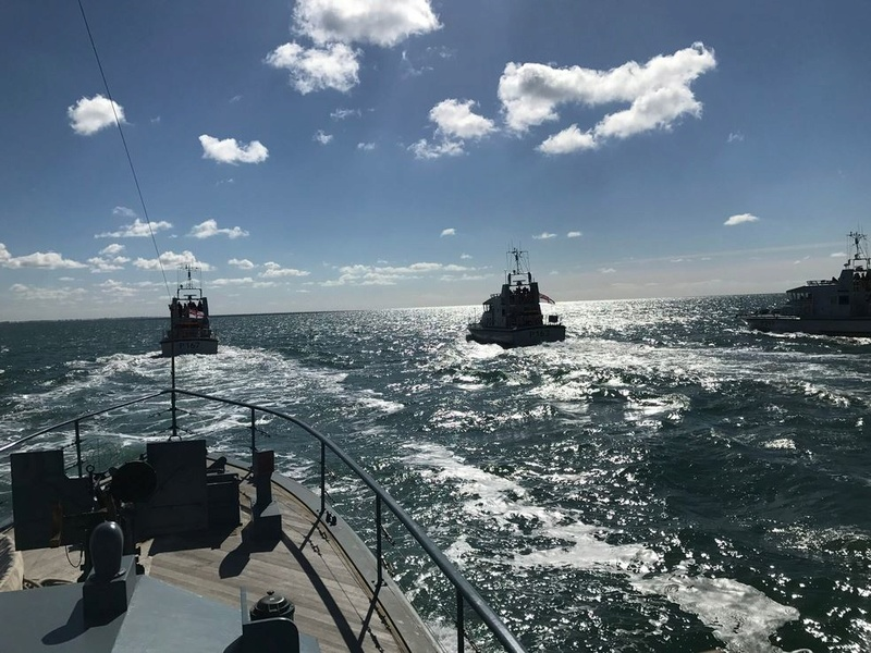 Préparation d'équipages de marins WW2 Medusa12