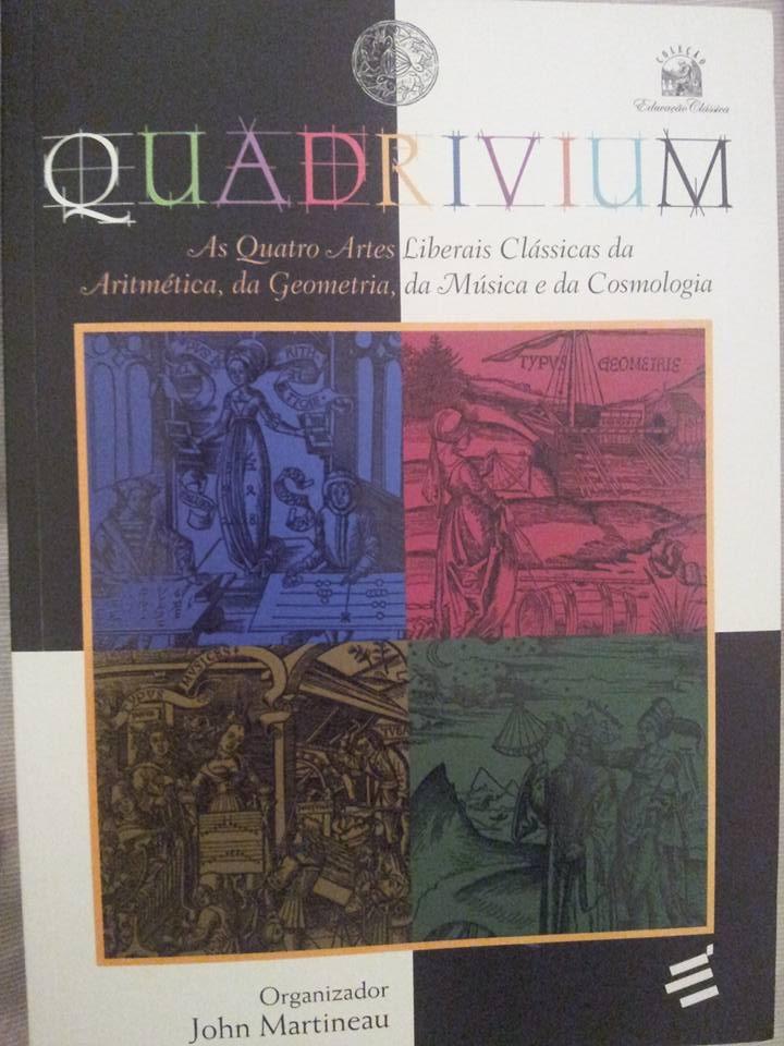 Livros O Trivium e Quadrivium. 9929b210
