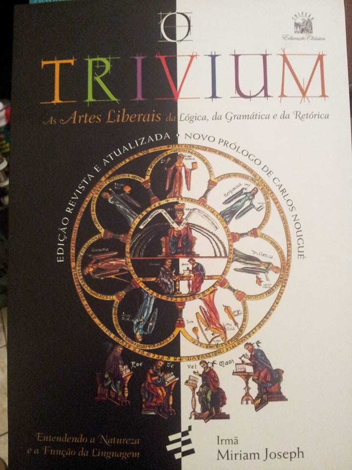 Livros O Trivium e Quadrivium. Ed8c0b10