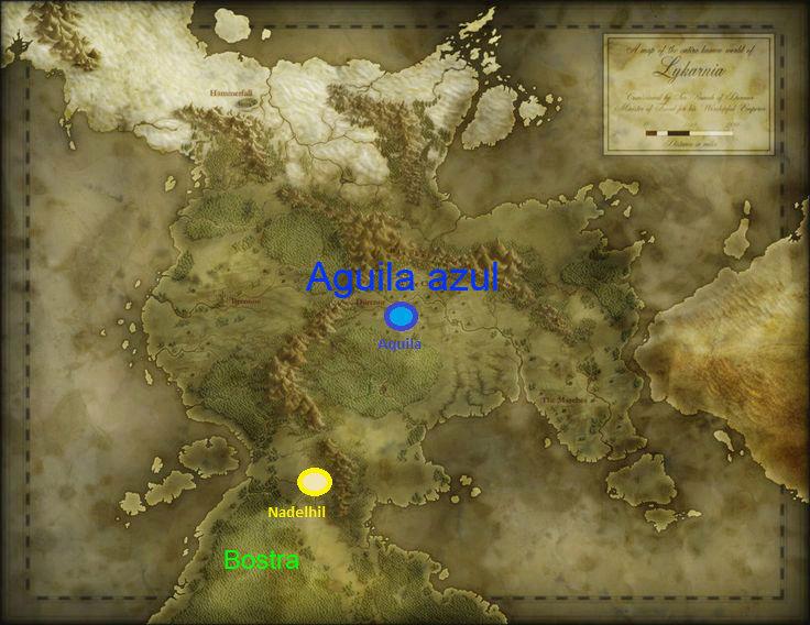 Mapas del mundo Aguila11